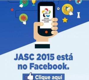 Jasc ganha fanpage
