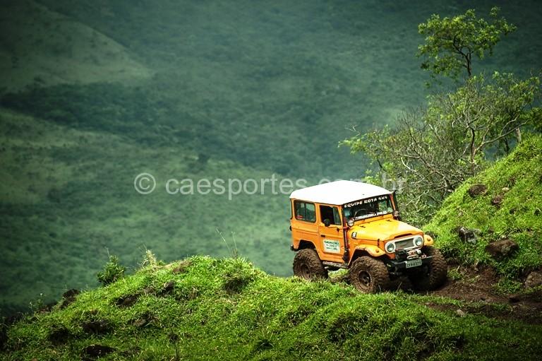 Carro- Categoria Adventure: beleza e desafios  (Gustavo Epifanio/DFOTOS)