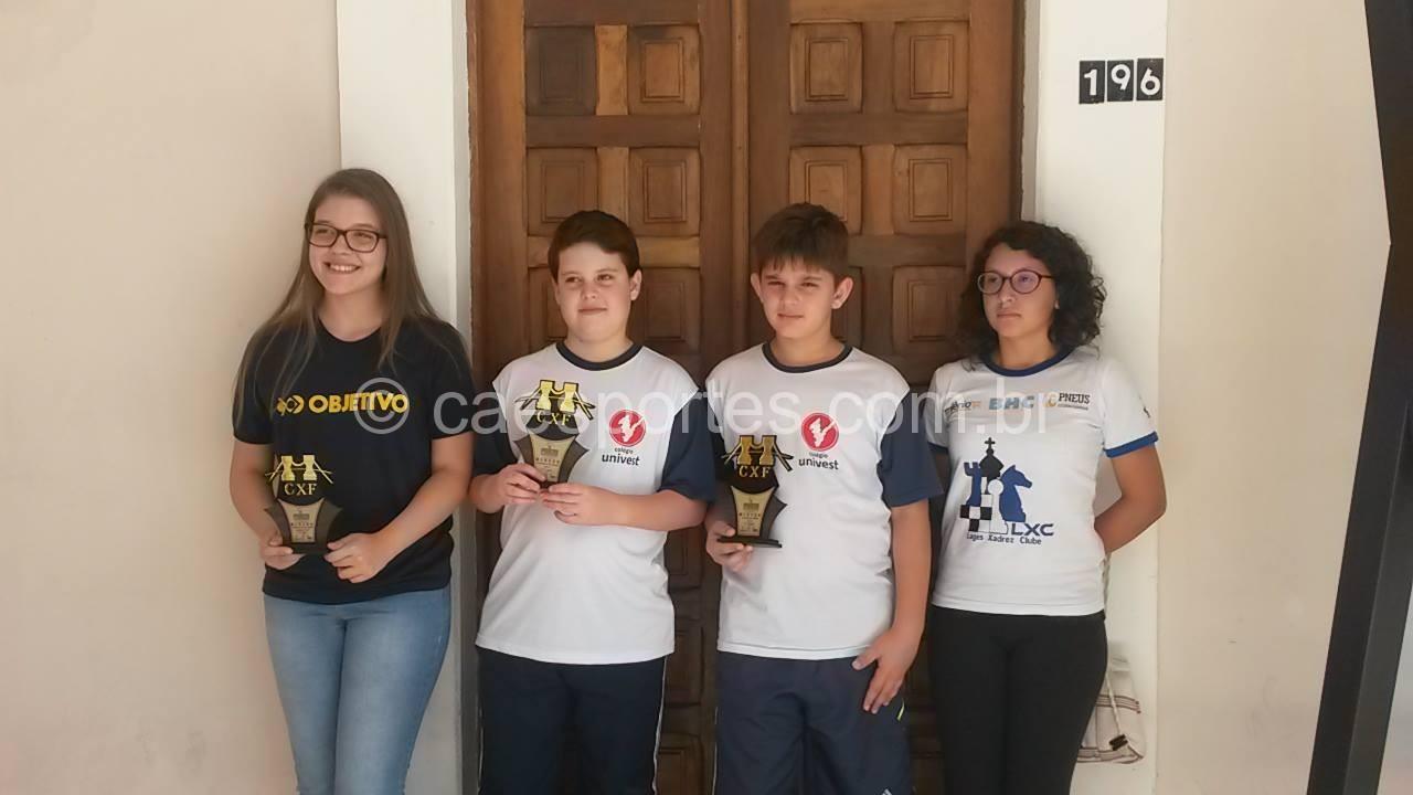FESCRI premiados 2016
