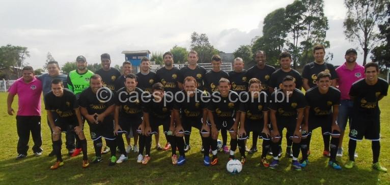 A equipe do Vila Maria estreou  uniforme novo
