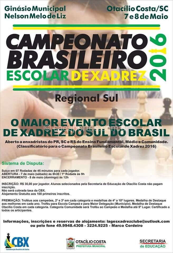 cartaz sulbrasileiro 2016