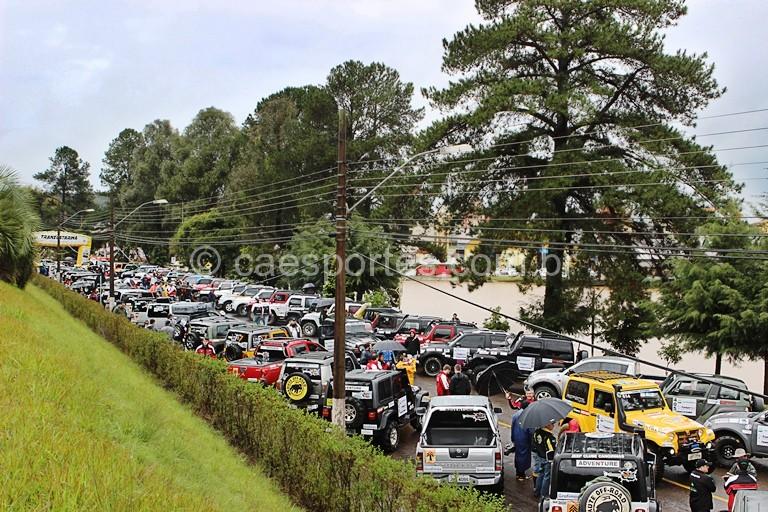 Ainda dá tempo de garantir um lugar no grid do 8º Rally Transcatarina  (Divulgação)