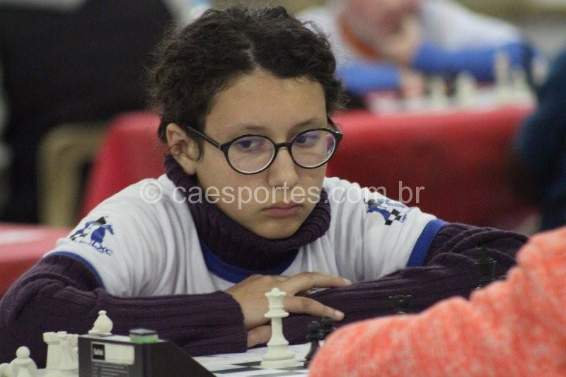 Vitória Luiza de Liz (13 anos