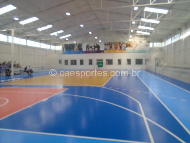 A competição foi no Ginásio de esportes do SESC e serviu para reinaugurar a nova quadra e também as reformas do referido ginásio.