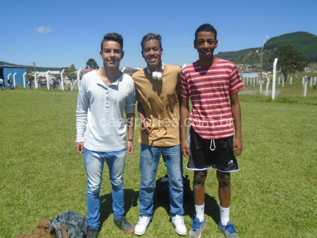 Caio Lima,Luan Lima e Cleiton-Botafogo