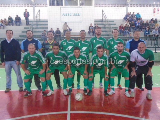 Klabin Lages é campeã do Futsal dos Jogos do SESI 2016