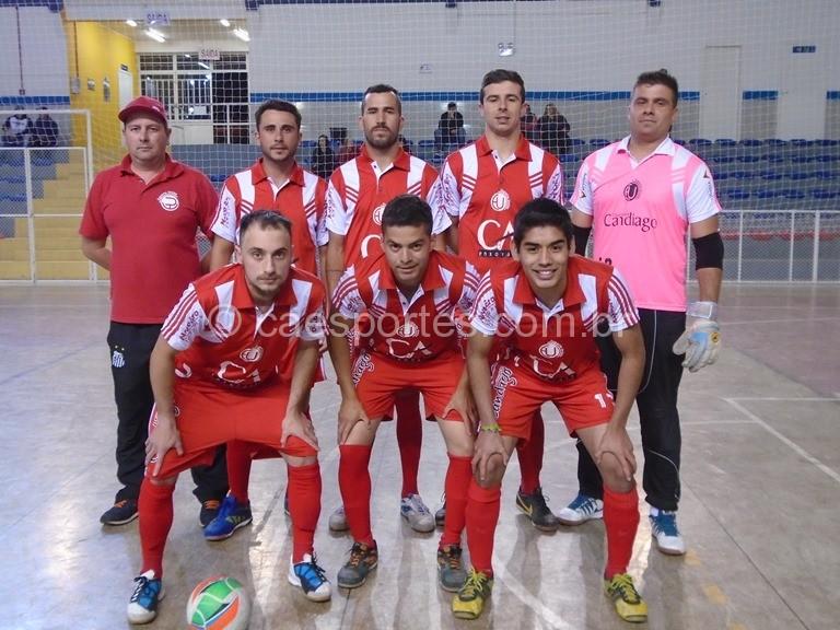 Copa 250 Anos de Lages de Futsal teve dois jogos ontem 7942a9d0e3749