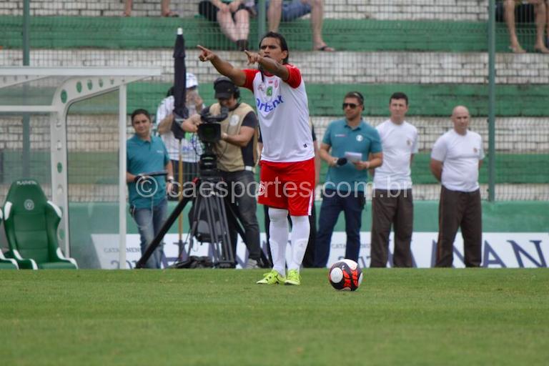 Enercino, autor do gol do Inter (Foto: Fom Conradi