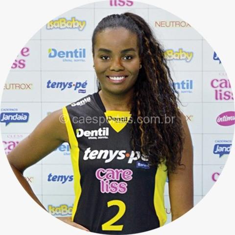 Lages terá mais grande jogo de vôlei nacional - Fernanda