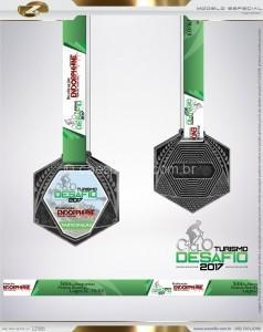 medalha ciclotur