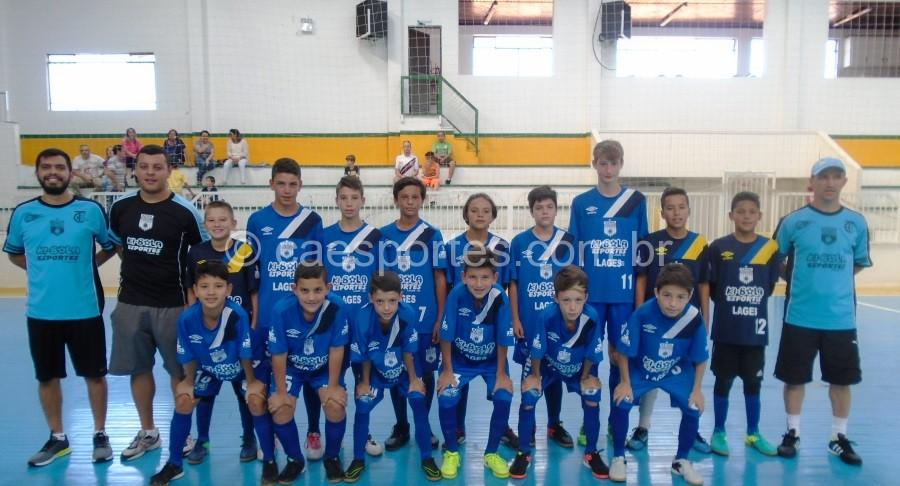 Escolinha Ki-Bola Caça Lages