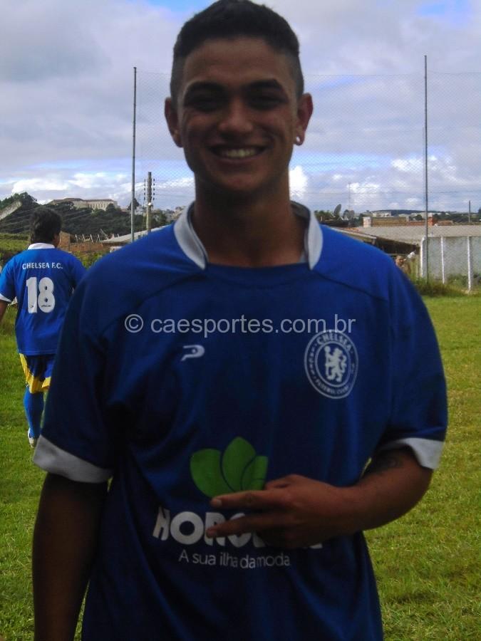 Michel Silva -atacante do Chelsea