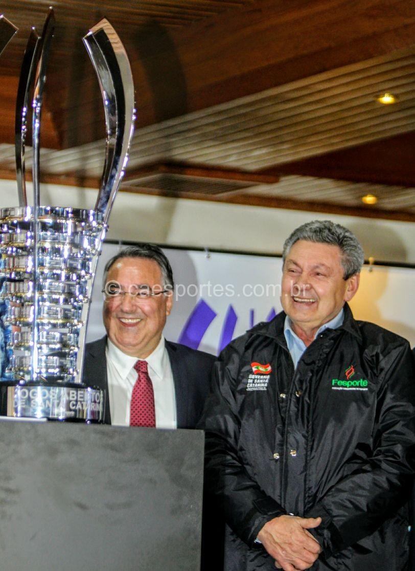 Lançada oficialmente a 57ª edição dos Jogos Abertos de Santa Catarina (4)