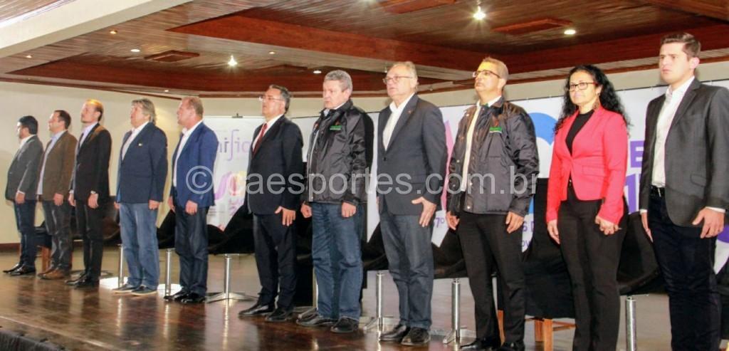 Lançada oficialmente a 57ª edição dos Jogos Abertos de Santa Catarina (7)