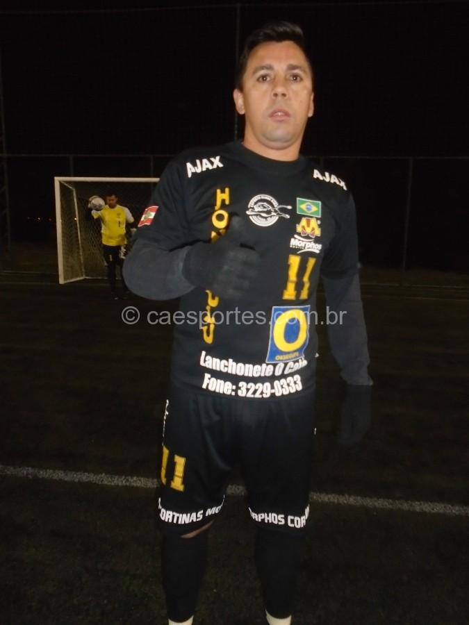 O artilheiro da competição foi Sidney Fagundes, popular Galinho, da Morphos com 11 gols.